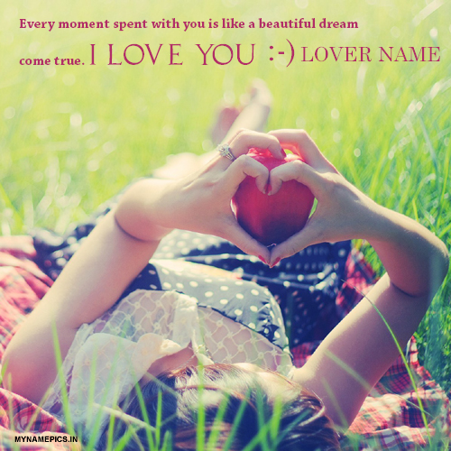 I Love You Sonu Name Wallpaper 66378 Loadtve