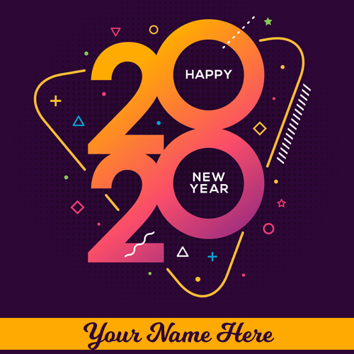 Whatsapp Status For New Year 2020 Wishes With Your Name